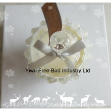 China fábrica festa de aniversário decorações Art Jars Glass Candle