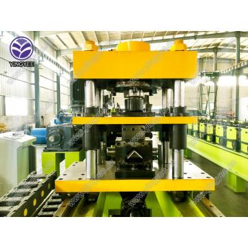 Galvanized Steel Angle Roll Forming machine