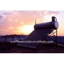 Chauffe-eau solaire non pressurisé Changzhou-compact