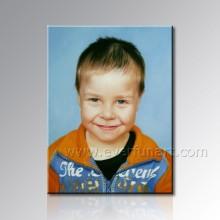Handgemachtes Kind Porträt Malerei (PT-008)