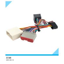 Carro de alta qualidade do conector do cablagens do ISO do adaptador do fio de rádio de Ford