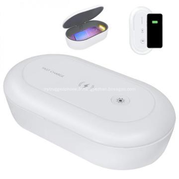 Décapants portatifs de téléphone portable d'aseptisant de téléphone intelligent UV
