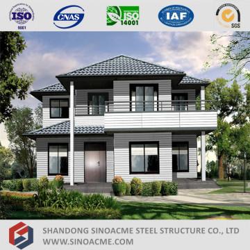 Prefabricated Light Gauge Steel Villa