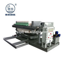 Filterpresse mit dem Flüssigkeitstank