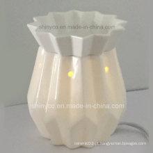 Aquecedor elétrico translúcido da luz do diodo emissor de luz