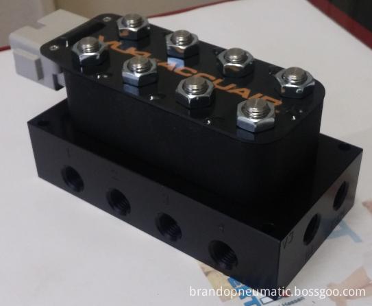 suspension system solenoid valve