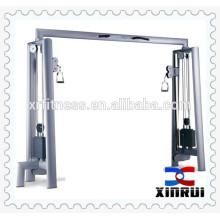 equipamento de fitness comercial cabo crossover máquina XH-08