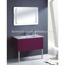 2012 Floor Stand MDF Bathroom Furniture