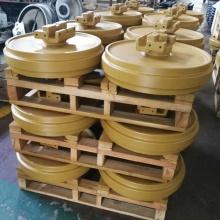bulldozer D9N wheel guide roller 125-4655