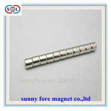 round ndfeb magnet for refrigerator magnet