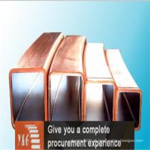 Tubos de cobre C13002 para aplicações industriais