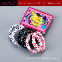 Hot Sale Printing Hair Ties