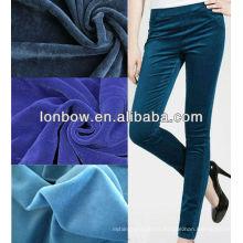 high quality velvet fabric, velour fabric, cotton velvet