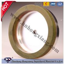 Rectificadora de diamante de resina para vidrio y acero