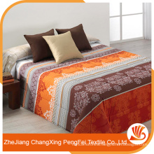 Chinese factory wholesale jacquard bed sheet material fabric