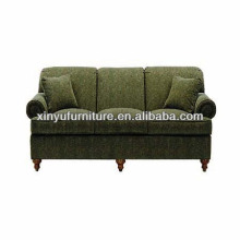 Latest vintage style wooden living room sofa XY0906