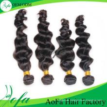 Wholesale 100% Human Hair Unprocessed Virgin Human Hair