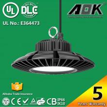 115-130l / W UFO 100W 120W 150W High Bays Dlc UL SAA Ce avec Meanwell Driver