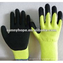 Heavy Themrmal Latedx Foam Palm Coated Handschuhe