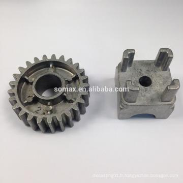 Pièces de précision en aluminium die casting, zinc moulage mécanique sous pression, les entreprises de moulage mécanique sous pression