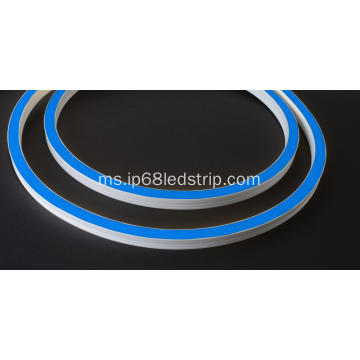 Evenstrip IP68 Dotless 1416 Blue Side Bend membawa jalur cahaya