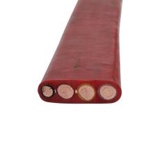 h07vvh6 f pvc guindaste plano cabo pendente para venda