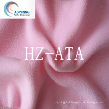 Fabricação de Tecido de Tecido Polar Sólido e Impresso