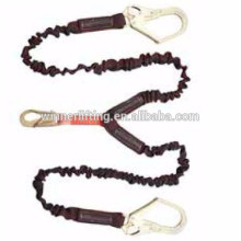 Safety Products Fall Protection Shock Absorbing Lanyards