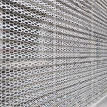 Architektonische perforierte Blechtafel