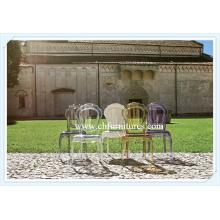 Transparent La Belle Epoque Chair for Home Belle Chair (YC-P32-1)