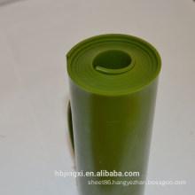 Flame Retardant PU Plastic Sheet Roll