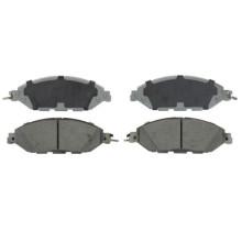 D1649 D1060-3JA0A 2558901 auto brake disc pads for nissan pathfinder