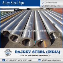 Nuevo tubo de acero de aleación de larga duración Gr P11 Fabricado para industrias de alto rendimiento