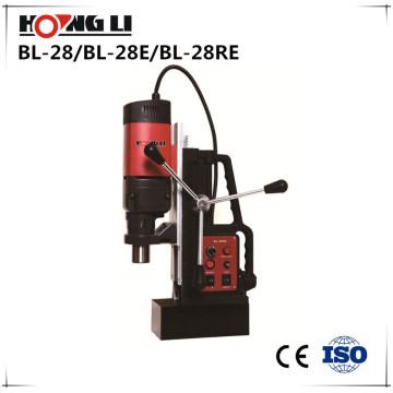 Hongli Multi-Functional 28mm Magnetic Core Drilling Machine (BL-28/BL-28E/BL-28RE)