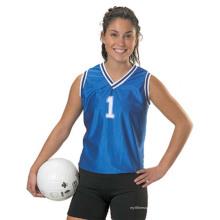 Healong Desconto Full Dye Sublimation Voleibol Uniformes