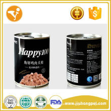 Newest best sale chicken wholesale bulk wet dog food