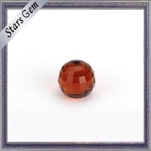 Bola de cristal del corte del verificador redondo del precio de fábrica de Wuzhou