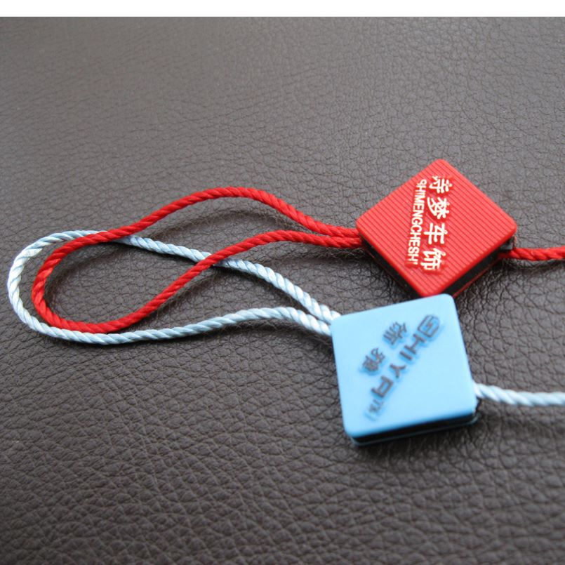 Promotional tags for garment