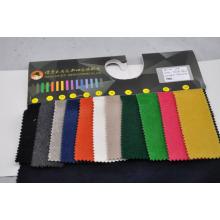 Muitas cores amostras grátis lã viscose mistura tecido para inverno overcoating