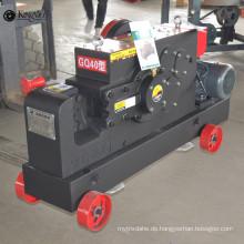 GQ40 Edelstahl Schneidemaschine Schneidemaschine