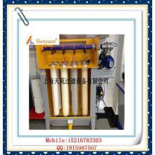 Incinerador de basura Bolsa de filtro de fibra de vidrio libre de álcali con PTFE expandido