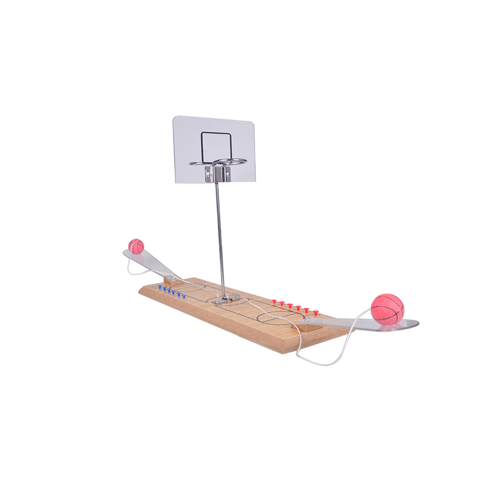 Game  Basketball Wooden 2 Sides