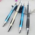 Металлическая шариковая ручка