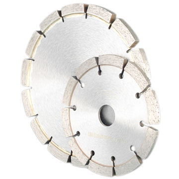 Crack chaser blade and tuck point diamond tools, rectangular shape cutting discs for angle grinder