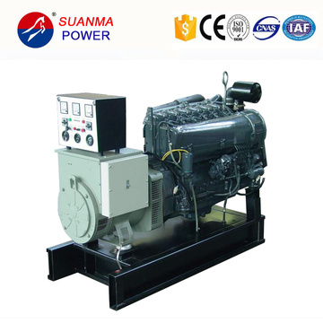 1500kw 50 / 60Hz Power Generator