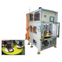 Cabeças duplas Quatro Working Station Tipo vertical Stator Auto bobina Winding Machine