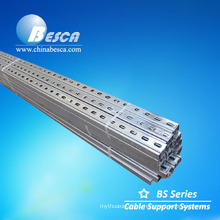 Perforated C Channel