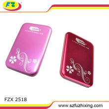 Aluminum USB 3.0 to 2.5 '' SATA HDD Enclosure