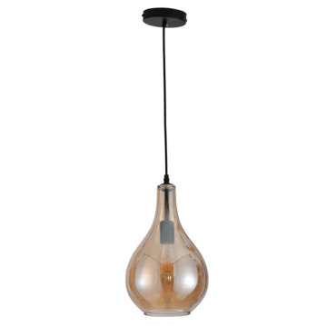 Vente chaude loft industriel plafond e27 suspension