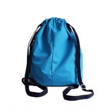 Дешевые рекламные полиэстер шнурок сумки